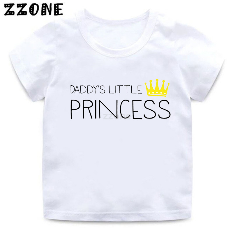 Daddy/'s little princess baby vest boys girls