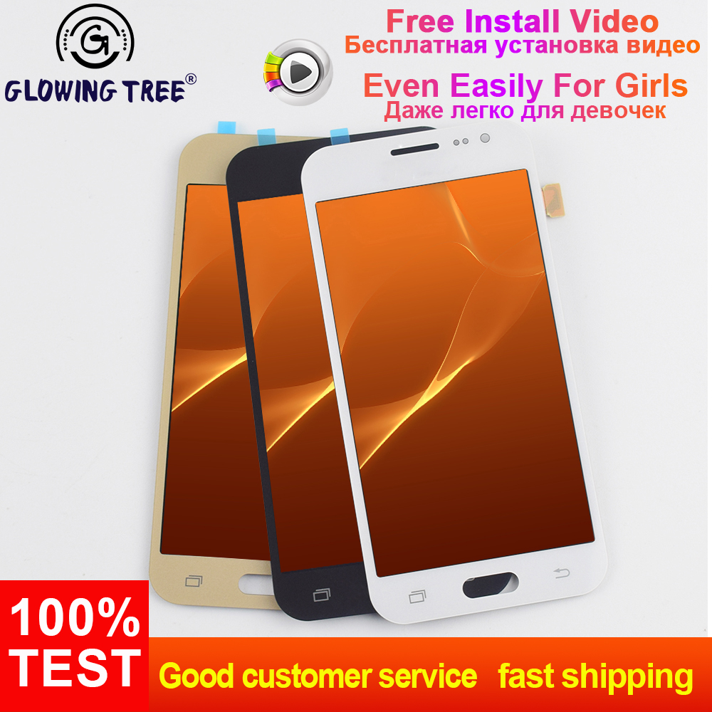 J200f lcd For Samsung Galaxy J2 2015 J200 J200F J200M J200Y J200H J200G Touch Screen Digitizer + LCD Display Panel AssemblyJ200f lcd For Samsung Galaxy J2 2015 J200 J200F J200M J200Y J200H J200G Touch Screen Digitizer + LCD Display Panel Assembly