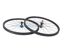 Cheap Chinese 29er Carbon MTB wheels 29er mountain bike wheelset clincher 28H/28H Novatec disc hub