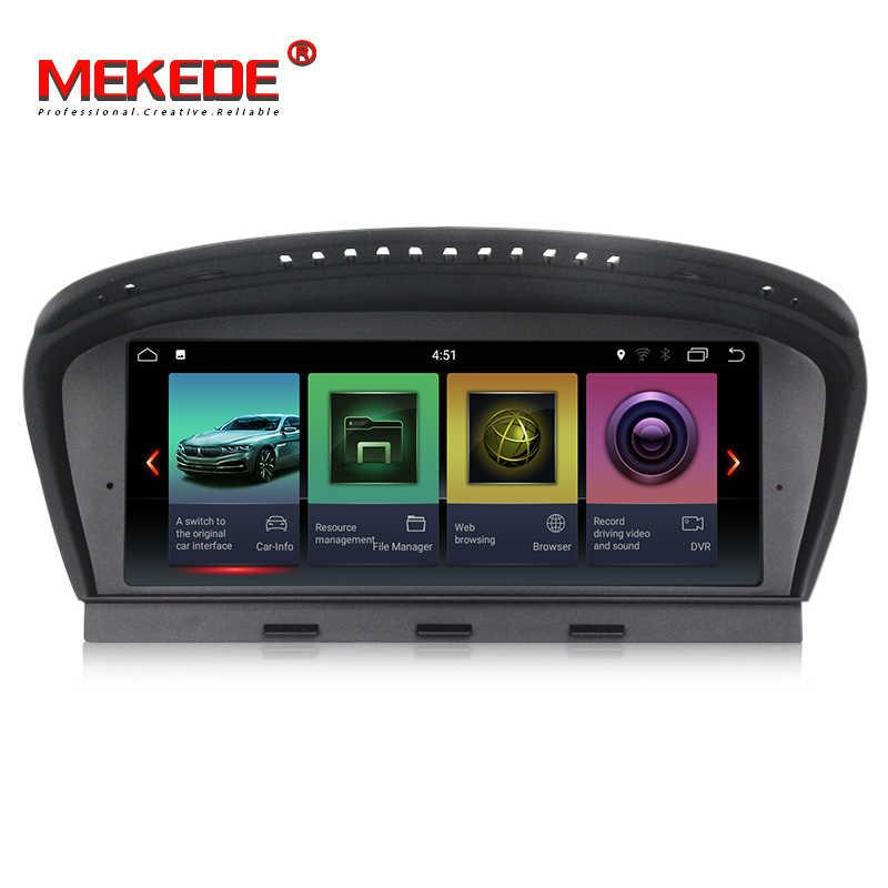 MEKEDE ID7 четырехъядерный 2G + 32G Android 7,1 автомобильный Радио gps навигация dvd-плеер для BMW E60 E61 E62 E63 E64 iDrive6 подходит для CCC/CIC
