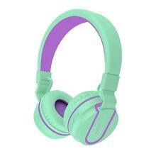 Adjustable Wireless Bluetooth Headphones Headset Earphone Detachable Earbuds Fashion Rock Heavy Bass Headphones with Microphone fashion da602 2 4g wireless headset earphone w microphone white grey