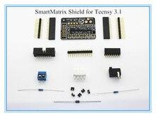 Smartmatrix щит для teensy 3.1