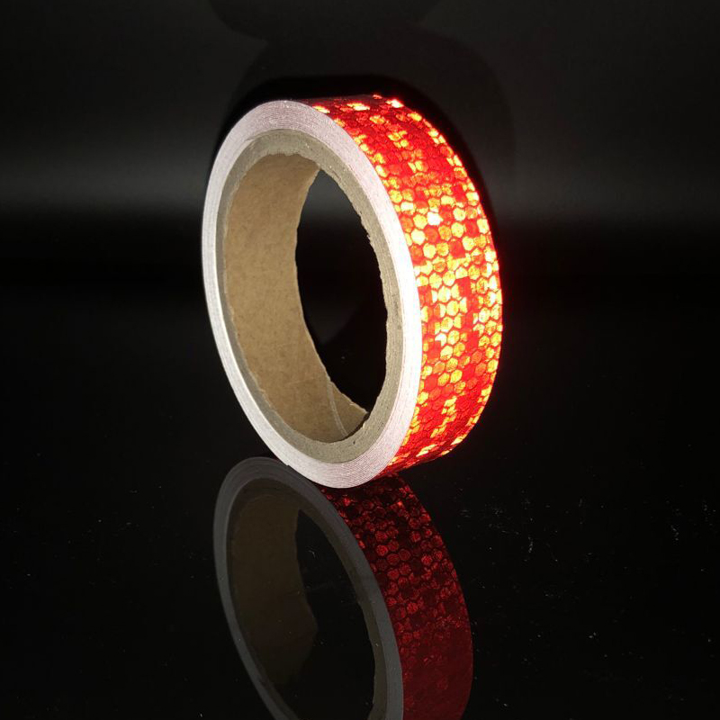 25mm Width Reflective Bicycle Stickers Adhesive Tape For Bike Safety Reflective Bike Stickers Bisiklet Decals
