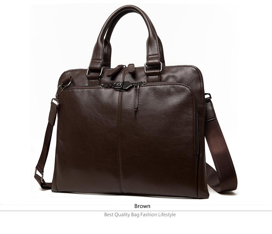 vormor брендовая мужская сумка повседневная мужская портфель ноутбук сумки на плечо кроссбоди сумка мужская кожаная мужские дорожные сумки 2017