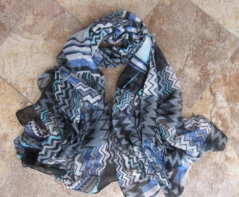 Hijab musulmano Zig Zag Design cotone sciarpa viscosa, scialle di modo, sciarpe di qualità, prezzo a buon mercato, di alta qualità Bordeaux Nero Grigio