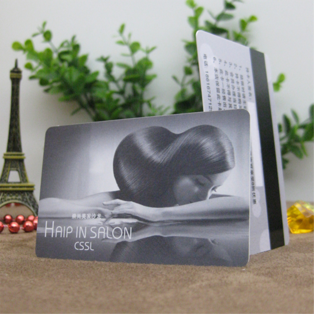 50pcs 85554076mm full color offset printing gift card plastic 50pcs 85554076mm full color offset printing gift card plastic business membership card magnetic stripe card factory price in business cards from office reheart Gallery