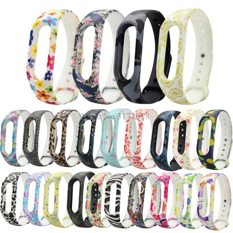 Replacement Silicone Wristband Watch Band Strap For Xiaomi Mi Band 2 Miband 2 Watchband Silica gel Strap Fitness Bracelet цена