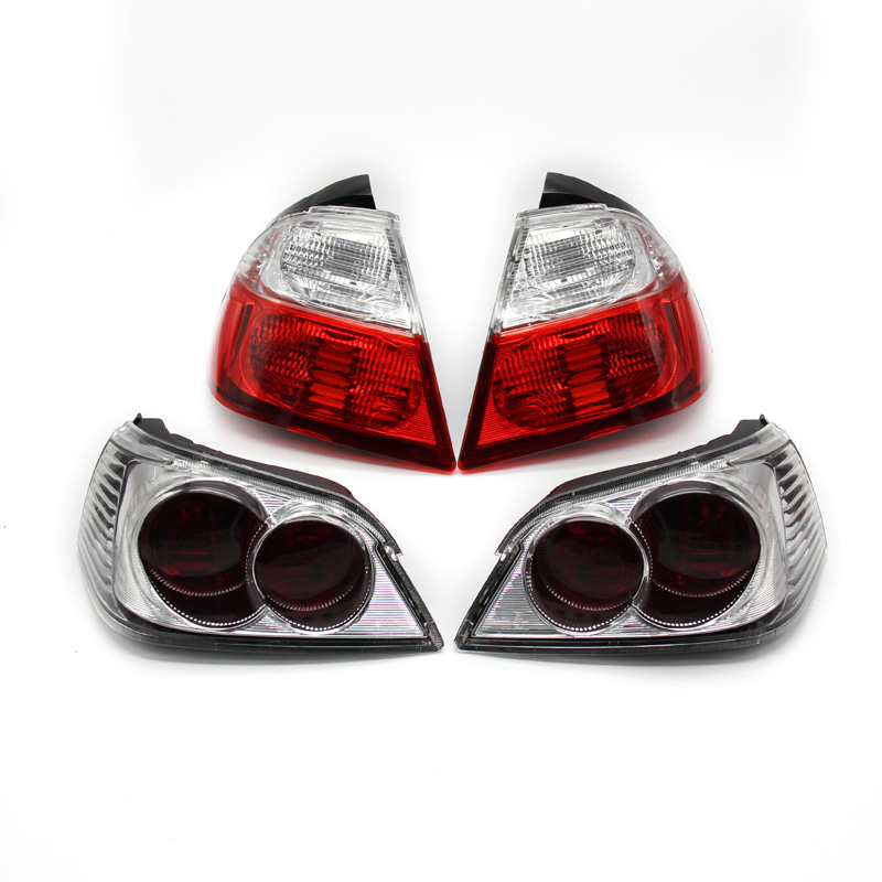Hot sell Motorcycle Tail Light Trunk Lower Brake Turn Signals Light w/ LED For Honda Goldwing GL1800 06 11