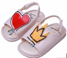 Children Sandals Girls Princess Shoes Kids Flat Baby Boys Roman 2018 Beautiful Summer Style