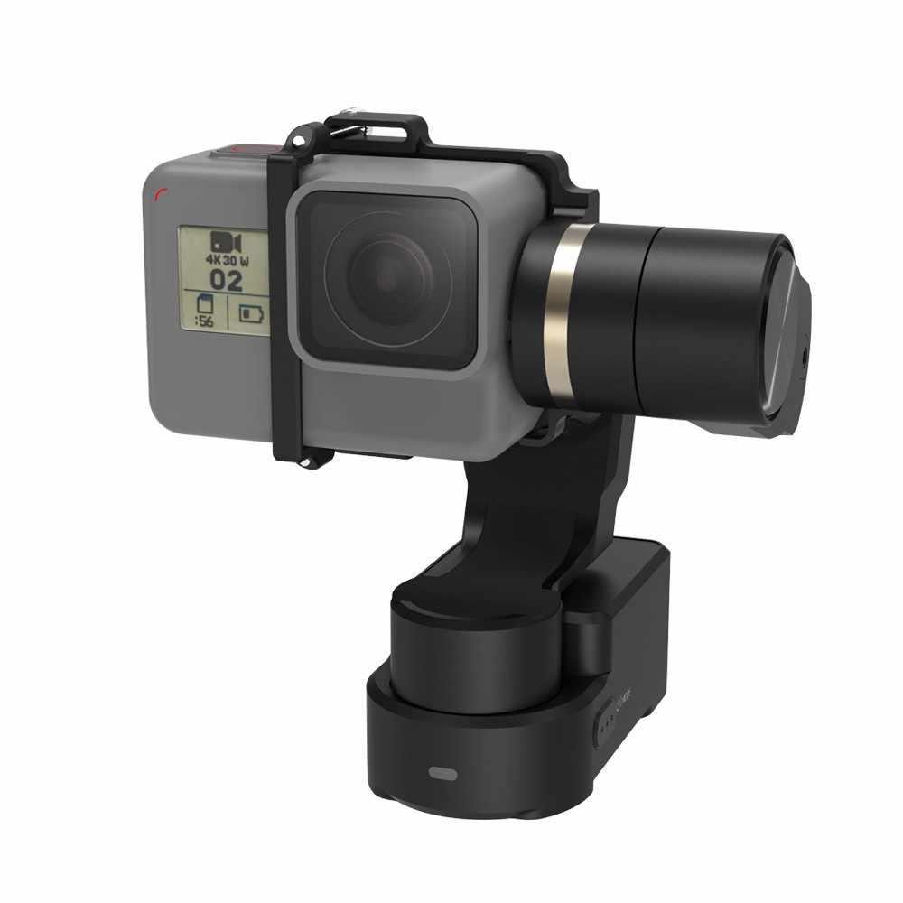 FeiyuTech WG2X 更新 3 軸ウェアラブル防水移動プロ用 Hero5/移動プロ Hero4/セッションとカメラ