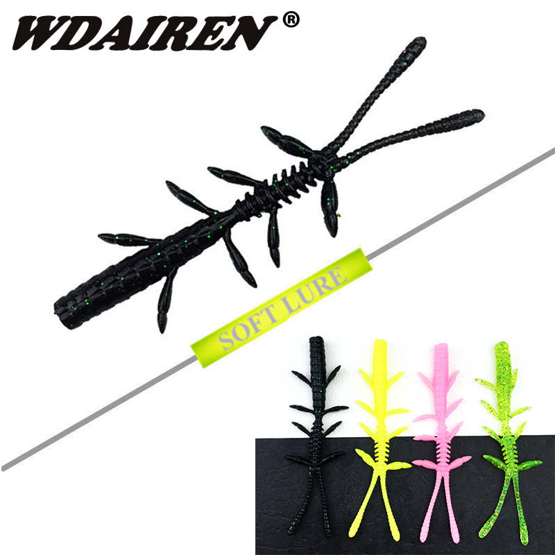 10Pcs/lot 8.5cm 2.1g soft Fishing Lure Silicone Artificial Soft Bait soft with salt smell Swim Bait Fishing Worm baits fishing lure artificial bait swim bait 135mm 55g sinking 2 segement vib with soft double tail jerk bait