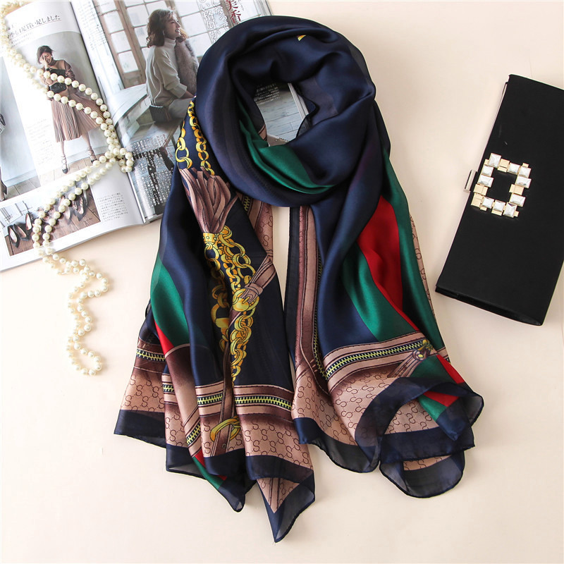 2015 New Arrivals Brand Luxury Houndstooth Scarf Big Long Ladies Summer Scarves Europe Fashion Hijabs Free Shipping