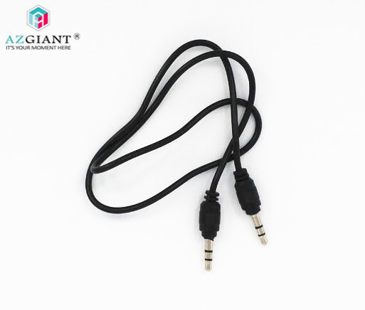 50CM Length 3.5mm Male To Male Car Audio Cable AUX Pair Recording Cable Audio Charging Cable 3.5 To 3.5 Audio Cable