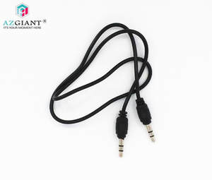 Cable Car-Audio Male-To-Male 50cm-Length Aux-Pair