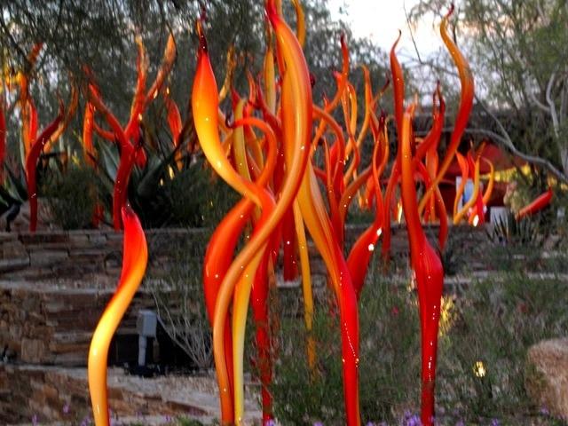 Moderne kunst decoratie outdoor sculptuur murano glas sulpture voor