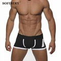 Sofibery 2017New hot wholesale brand men's boxer shorts comfortable, Men's underwear, sexy boxers, 7 Colors M-XXL, free shipping