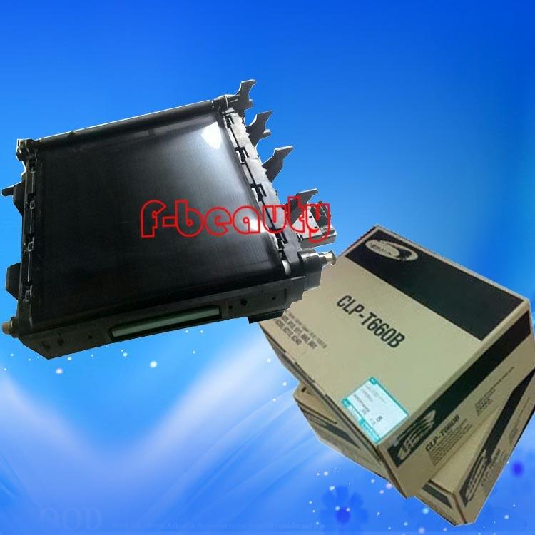 High Quality Original New CLP-T660B Transfer Belt Unit Compatible For Samsung  CLP-610ND CLP-660ND CLP-660N new original safety door switch d4nl 2dfa b high quality