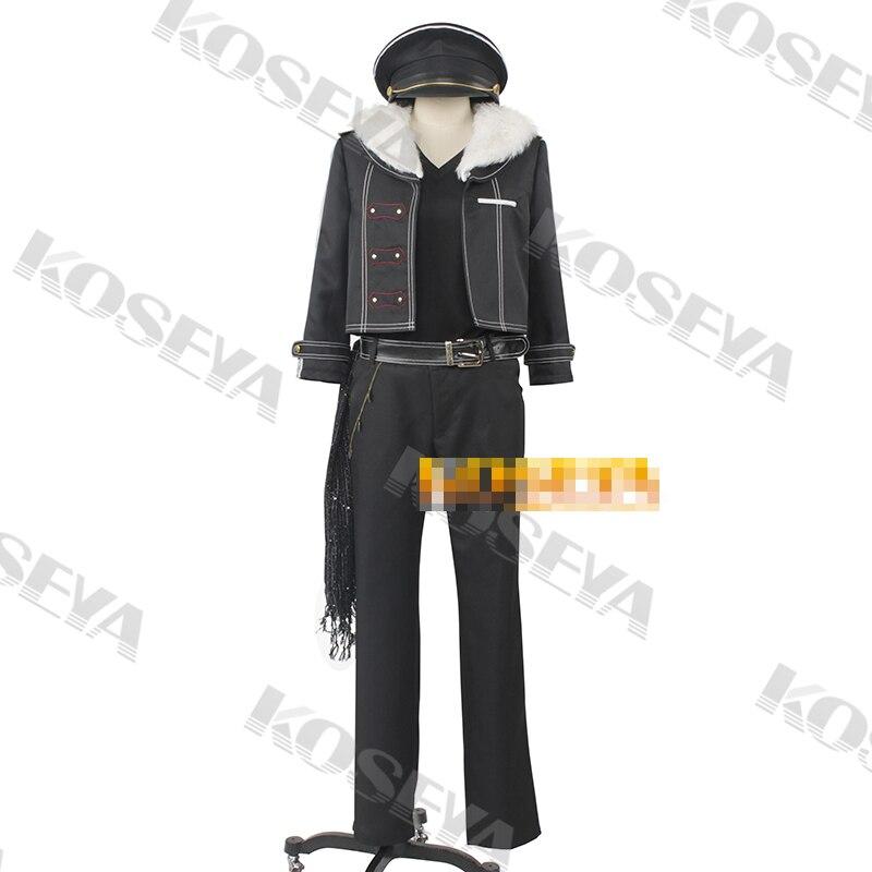 Ансамбль звезд otogari Адонис Нежить индивидуальные формы Косплэй костюм Бесплатная доставка