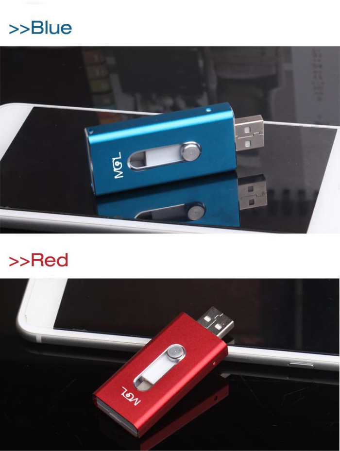 kesoto Cl/é USB Stockage M/émoire Flash /étanche Disque Cl/é USB 2.0 pour Stockage de Musique et des Dossiers 64gb comme d/écrit