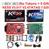 High Performance KESS V2 07 Master Version No Tokens Limitation KESS V2 Add OBD2 Function Manager