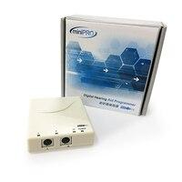 Цифровой слуховой аппарат программист mini PRO USB совместим со всеми марками слуховые аппараты функционировал как Привет Pro Hipro USB