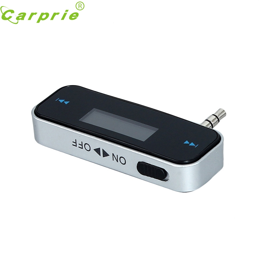 CARPRIE Super drop ship 3.5mm In-car Fm Transmitter For iPhone for iPod Touch for Galaxy Sep 12