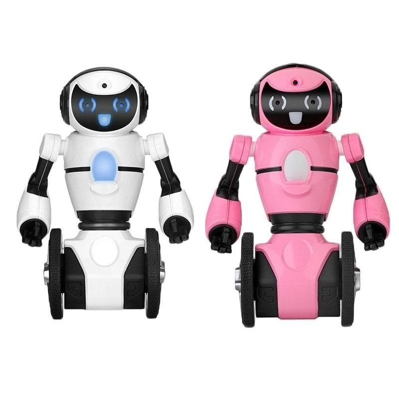 Wltoys F4 Wifi FPV APP Smart balance Robot Control Intelligent G sensor RC Toy for Children gifts