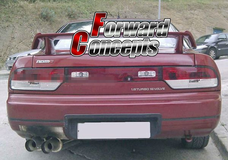 89 94 S13 180sx 200sx 240sx Silvia Kouki Achtervleugel Trunk