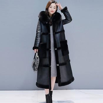 2019 new high quality women's winter jacket simple cuff design windproof warm female coats fashion brand parka jackets
