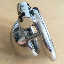 2016 NEW Short and Solitary Extreme Confinement Chastity Cage Super Small Size Male Chastity Device Sex Toys