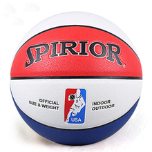 купить 2019 Basketball Ball Leather High Quality Genuine Molten PU Material Size 7 Basketball with Net Pocket + gas needle дешево