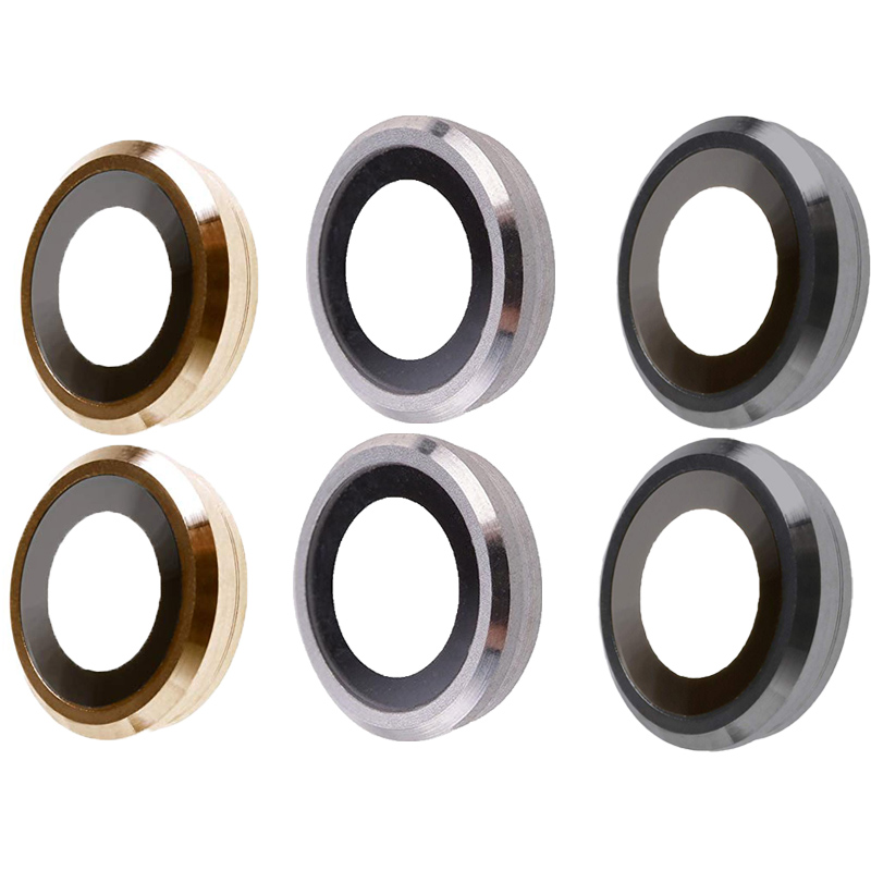 1PCS Back Camera Lens Rear Camera Glass Lens For IPhone 6 6s 6 Plus 6s Plus Camera Lens Cover