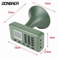 Outdoor Hunting Bird Sound Tweet Decoy Device 200M Remote Control Remplifier Built In Loundspeaker Regular Broadcast