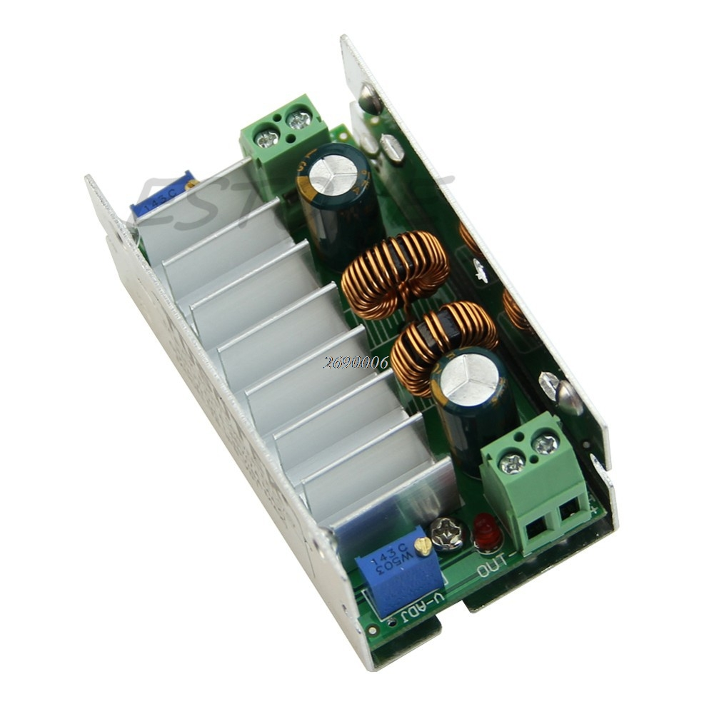 5a Automatically Step Up Down Regulator Module With Constant Led Driver Using Ltm8042 Boost Aeproduct