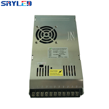 G-energy Ultra-thin 5V – 60A 300W LED Display Power Supply with Fan in 110-240V 10pcs/Lot