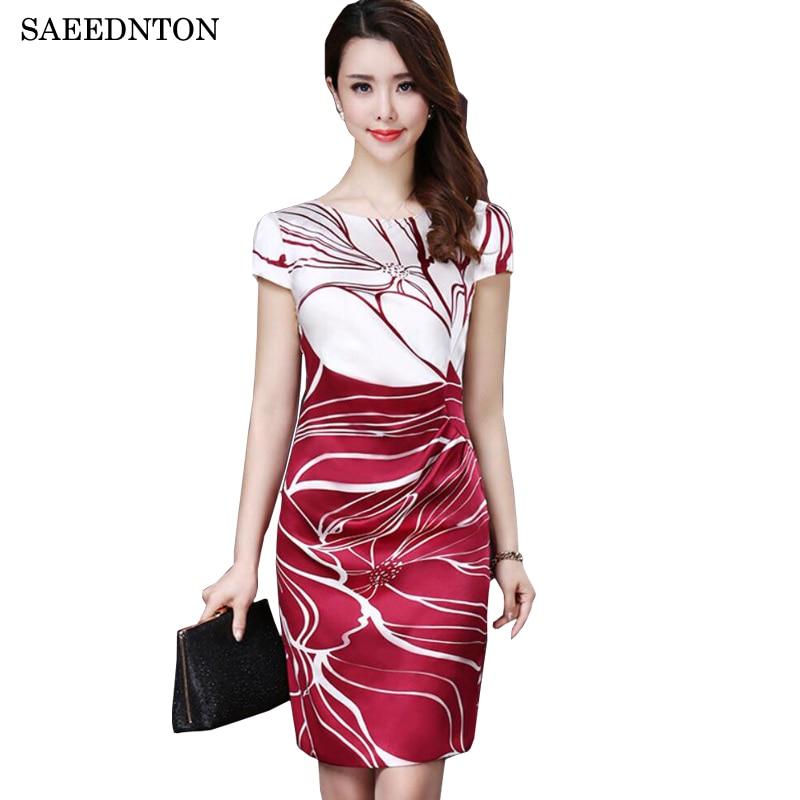 Women Sexy Dress 2019 Summer Elegant Women Cotton Short