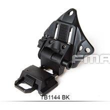 Бесплатная доставка высокое качество ФМА L4G19 быстро ОНВ шлем Крепление усовершенствованная Версия ЧПУ TB1144-БК шлем аксессуары