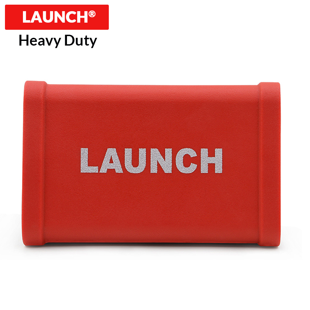 LAUNCH X431 HD Heavy Duty special for 24V truck work with 10 inch work with X431