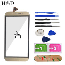 5.5Inch Touch Screen Glas Voor Umi Rome Umi Rome X Touch Screen Touch Digitizer Panel Voor Glas Gereedschap Lijm