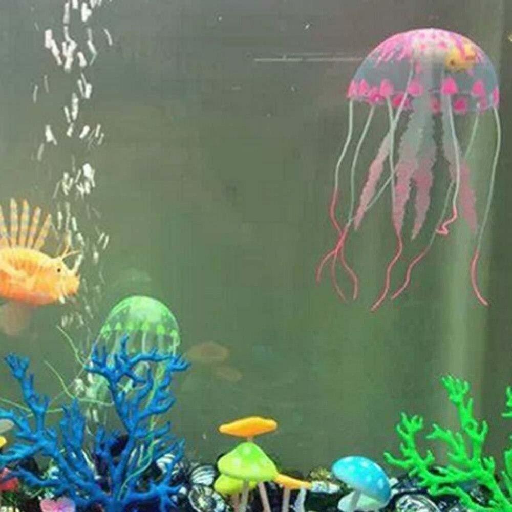 Achetez en gros faux m duses aquarium en ligne des for Faux poisson aquarium