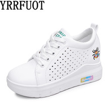 YRRFUOT Fashion Trend Shoes For Women's Sneakers Air Mesh Breathable Woman Casual New Arrival Leisure Shoes For Woman Moda Mujer