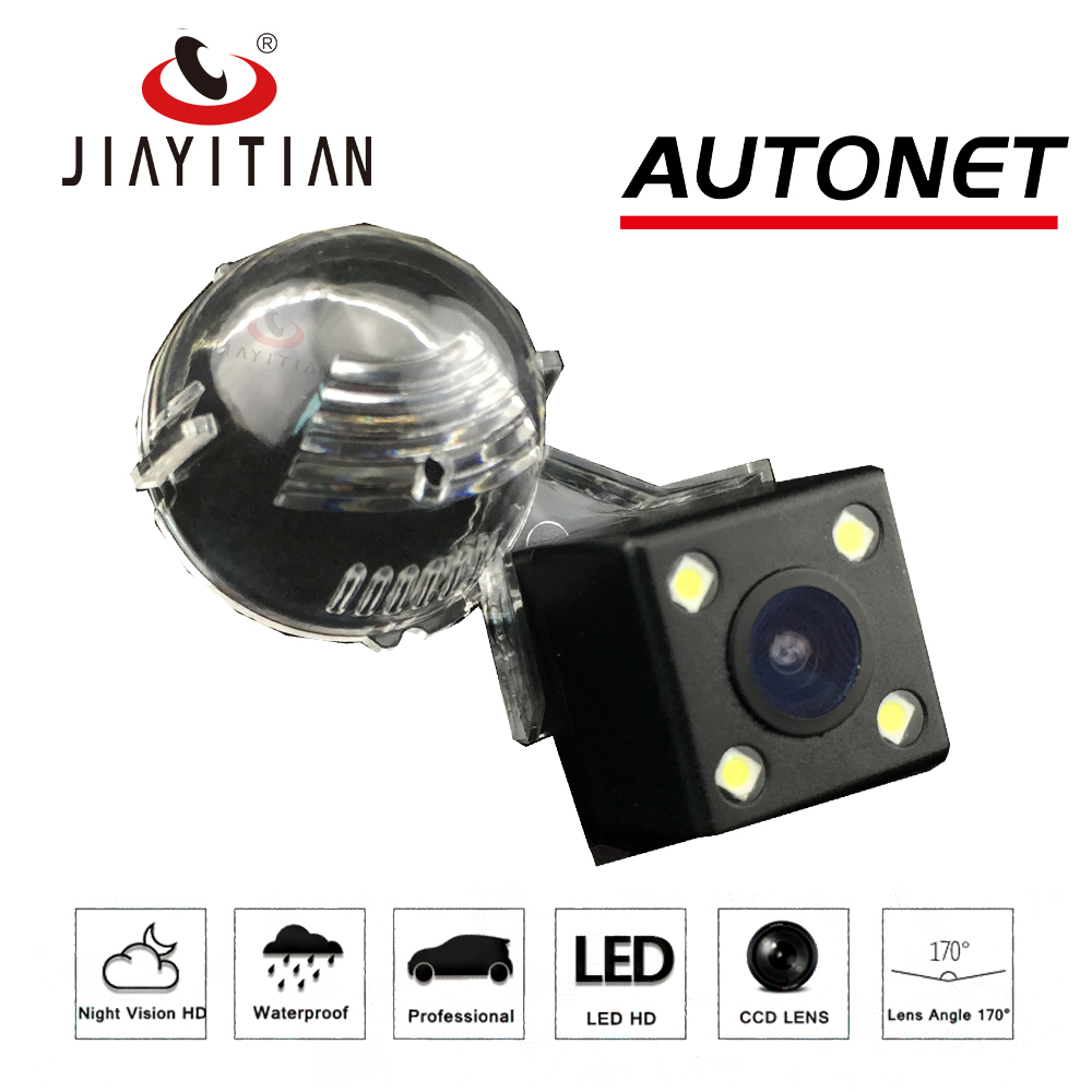 JIAYITIAN Rear View Camera For Suzuki Baleno CCD Night Vision Reverse Camera backup camera Licence lamp camera