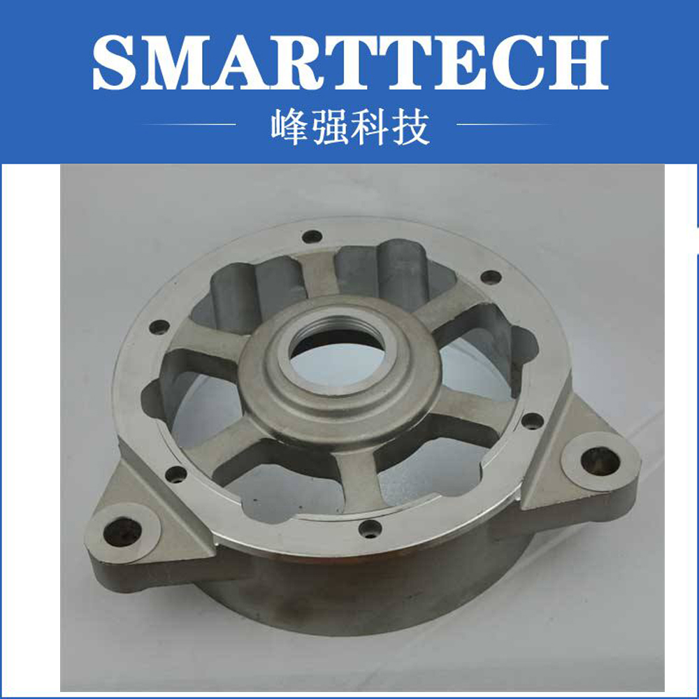 New products aluminium die casting vehicle motor cup parts waterproof aluminium die casting porch