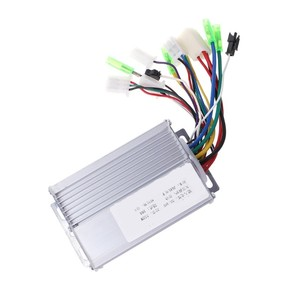 Image 2 - 36V/48V 350W Electric Bicycle E bike Scooter Brushless DC Motor Controller