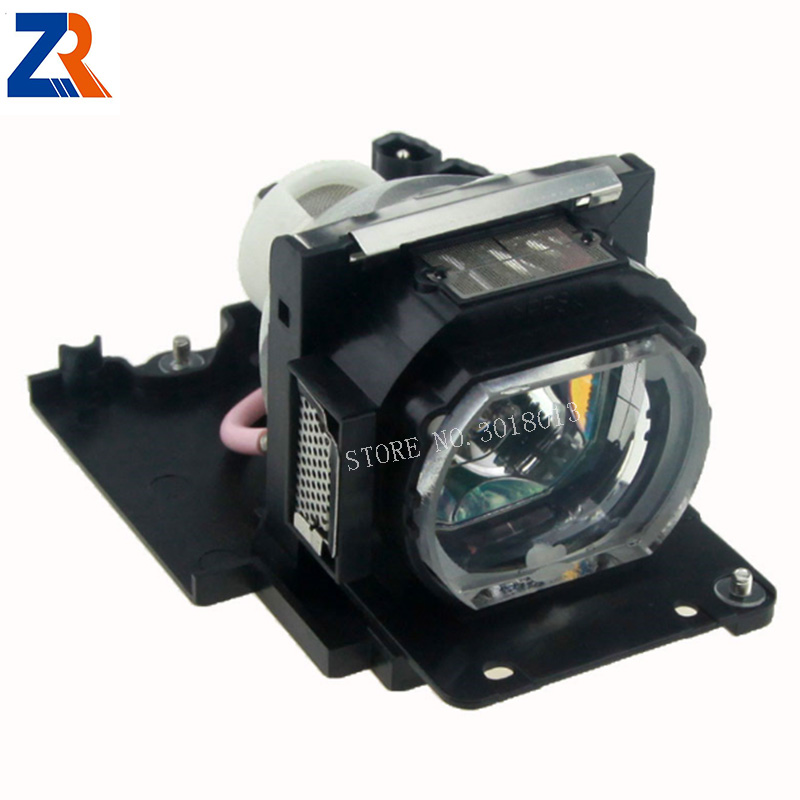 ZR Hot Sales Modle VLT XL4LP Compatible Projector Lamp With Housing For SL4 / SL4SU / SL4U / XL4 / XL4U / XL8U Free Shipping-in Projector Bulbs from Consumer Electronics    1