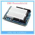 High Quality!! UNO Proto Shield prototype expansion board with SYB-170 mini breadboard based For ARDUINO UNO ProtoShield