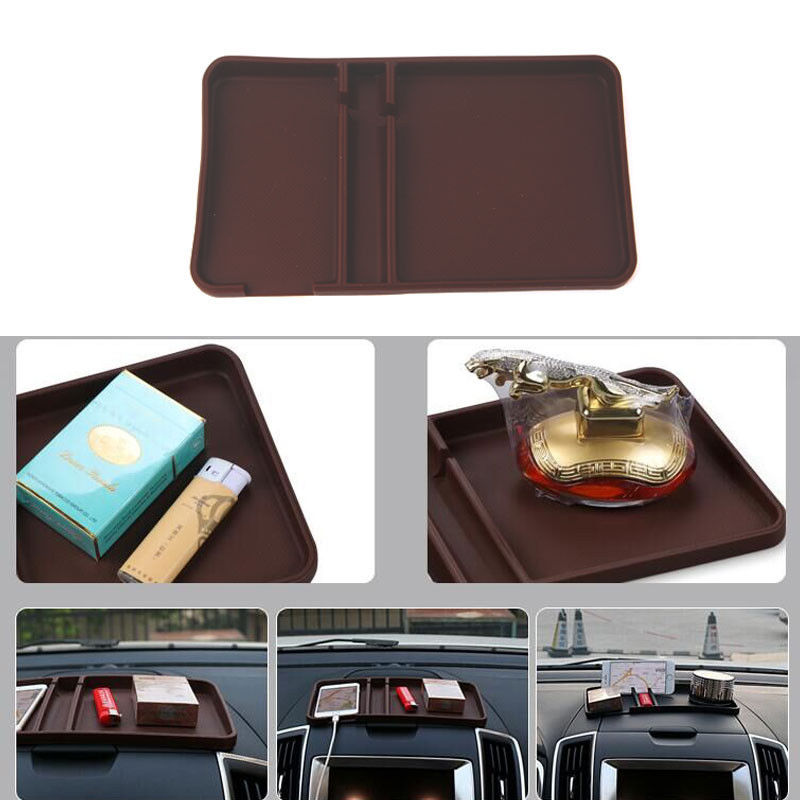 Vw Volkswagen Universal Holder Mobile Phone Adapter: BBQ@FUKA Silicon Non Slip Sticky Pad Mat Car Dashboard
