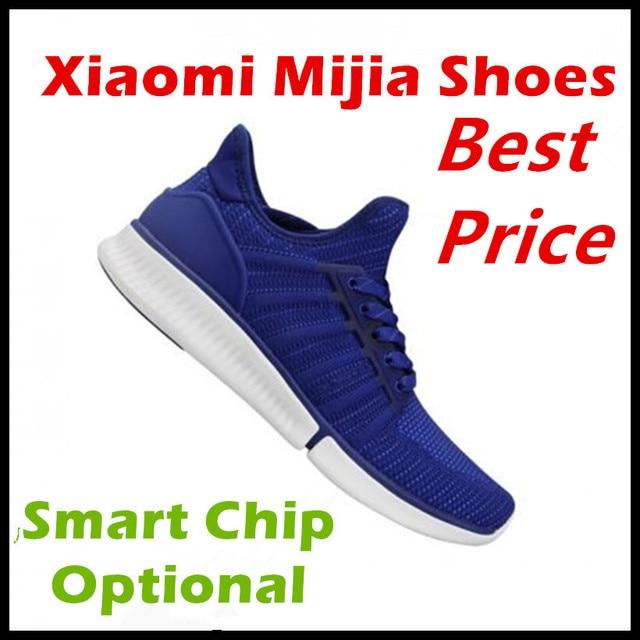 Original Xiaomi alta Mijia Smart deportes zapatilla alta Xiaomi calidad 64204a