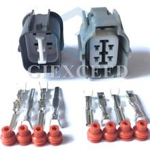4 Pin 6189-0132 6181-0073 HW герметичный разъем для авто светильник лампа Разъем двигателя для Toyota Camry Honda B-Series O2 разъем датчика