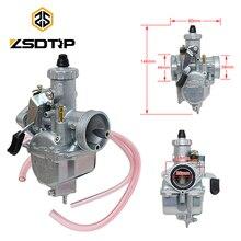 ZSDTRP Mikuni VM22 карбюратор 26 мм Carb для 125/140/150/160cc двигателя грязи велосипед ямы ATV Quad Мотоцикл
